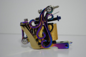 Premium Copper Wire Coils Tattoo Machine Liner & Shader, Coloured, OTW-M303-1