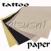 """50 Pack Tattoo Stencil Transfer Paper 8½"""" X 28cm , Model TP-50, $15.99"""
