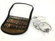 Prym KnitPro Symfonie Wood Interchangeable Circular Knitting Needles Set