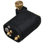 New Rotary Motor Tattoo Machine Liner Shader Gun Black