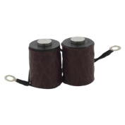 10 Wrap High Performance Leather Wrapped Tattoo Machine Coil