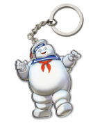 Ghostbusters Stay Puft Marshmallow Man Key Chain