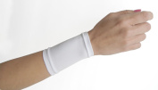 Tatjacket Bands (WHITE) 10cm Sleeves for the wrist