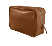 Lucrin - Toiletries bag - smooth cow leather