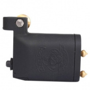 Premium Handmaded Rotary Tattoo Machine, Black, OTW-MD2-1