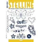 Tattoo Book of Various Little Star Design Illustrations / Tattoo Flash Book Books / Tattoo Flash Art