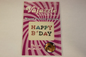 Vajazzle Happy Birthday