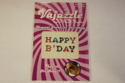 Vajazzle Happy Birthday