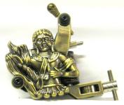 Craved Tattoo Machine Guns Low Noice Antique Style Tattoo Gun T711