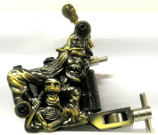 Craved Tattoo Machine Guns Low Noice Antique Style Tattoo Gun T736