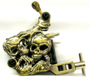 Craved Tattoo Machine Guns Low Noice Antique Tattoo Gun T734