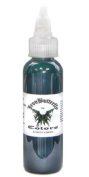 Iron Butterfly ink -FOREST GREEN 120ml Bottles -Tattoo Supplies-