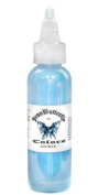 Iron Butterfly ink -LITE BLUE 120ml Bottles -Tattoo Supplies-