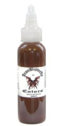 Iron Butterfly ink -MILK CHOCOLATE BROWN 120ml Bottles -Tattoo Supplies-