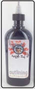 Harajuku Tattoo Outlining Ink - 240ml / by Radiant Colours / MADE IN USA!