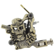 SKULL Stainless Steel Tattoo Machine Liner or Shader
