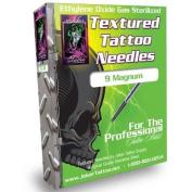 Joker Tattoo Textured Tattoo Needles 9 Magnum Box of 50