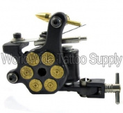 BULLET SHELL SHADER 10-Wrap Coil Shader Tattoo Machine
