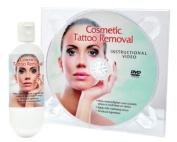 Cosmetic Permanent Makeup Tattoo Removal Instructional DVD Video Remove Solution