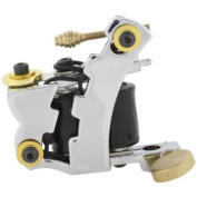 CHROME OUTLAW Liner / Shader Precision Tattoo Machine #1