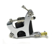 SLING Dual Tattoo Machine 11 wrap LINER & SHADER Equipment Supply ink