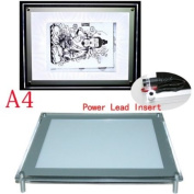 Ultra Thin LED Tattoo Tracing Graphing Light Box Table 28cm x 37cm -Size A4- LED Tracing Tables -