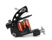 VC Collection BRONZE SERIES SHADER Dual 8-Wrap Coil Tattoo Machine Supply