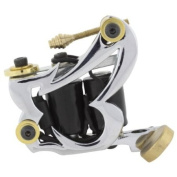 CHROME LIGHTNING Precision Grade Tattoo Machine #1