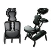 Black Foldable Tattoo Chair
