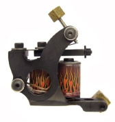 KATANA LINER SERIES Dual 8-Wrap Coil JAPANESE Shogun Series Tattoo Machine