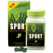 Body Mint Sport for Active and Athletic Lifestyles
