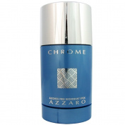 Azzaro Chrome for Men By Loris Azzaro Stick Deodorant, 80ml