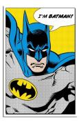 Batman I'm Batman Poster - 91.5 x 61cms