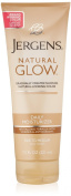 Jergens Natural Glow Revitalising Daily Moisturiser for Fair to Medium Skin Tones 222 ml Moisturiser