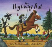 The Highway Rat [Board book]