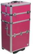 Beauty-Boxes Monaco Rose Cosmetics and Make-up Trolley