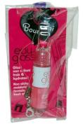 Mini Bourjois by Bourjois Eau de Gloss 1.7ml Rose Vitaminee #73