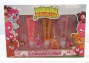 Moshi Monsters Lip Gloss & Charms Gift Set