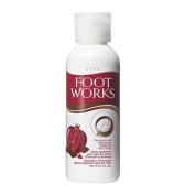 Foot Works Pomegranate & Chocolate Soothing Foot Soak