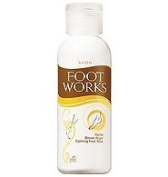Avon Foot Works Vanilla Brown Sugar Calming Foot Soak