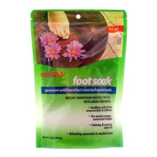 Royal FOOT SOAK Spearmint & Menthol Scented Epsom Salt, 470ml Resealable Pouch