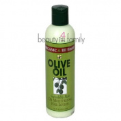 Organic Root Stimulator Root Stimulator Olive Oil Moisturising Hair Lotion Organic 251 ml