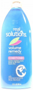 Real Solutions Volume Remedy Conditioner Certified Organic Extracts 350ml