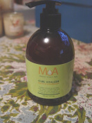 MOA Melaeluca Omega-3 Argan CURL VITALIZER Leave-in Condtioner, One pump bottle, 10.2oz [300ml]