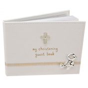 "Button Corner ""My Christening Guest Book"" - 40 pages"