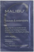 Malibu C Weaves & Extensions Treatment, 1 - 5g packet