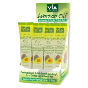 VIA Natural Ultra Care Avocado Oil Concentrated Natural Oil 45ml - Promotes Longer, Stronger, Healthier Hair