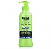 Natural Formula Design Hair Moisturiser for Normal Hair 400ml