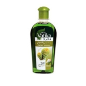 Dabur Vatika Enriched Cactus Hair Oil with Garger & Garlic 200 ml