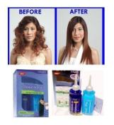 Lolane Hair Straightening Off Rebonding Gel for Dry & Damage Formula 125 Ml. x 2 Boxs